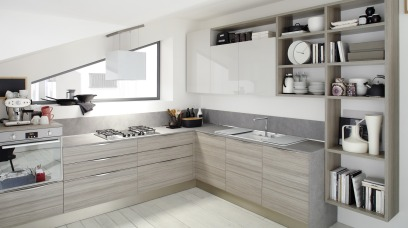 køkken – Italian SHotel